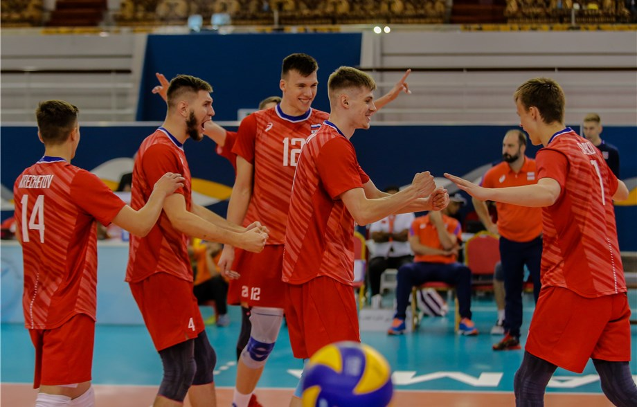 News - Sapozhkov sparks Russia's opening day win at U21