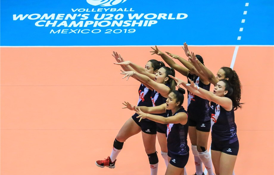 News Argentina Mexico Peru And Serbia To Battle For Ninth Place At Wu20 World Championship