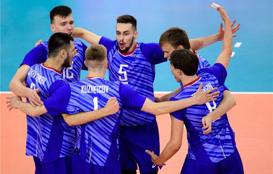News - Sapozhkov helps Russia beat Iran in tie-break