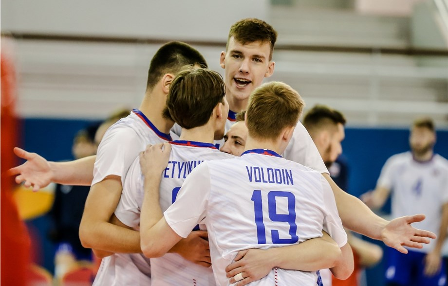 News - Top eight teams gear up for second round in Men's U21