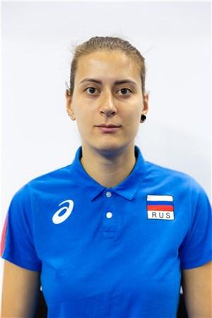 Mariia Khaletskaia