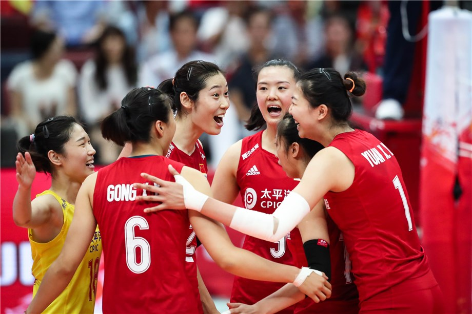 Will Argentina Win World Cup 2020.News Fivb Volleyball Women S World Cup Results And Ranking