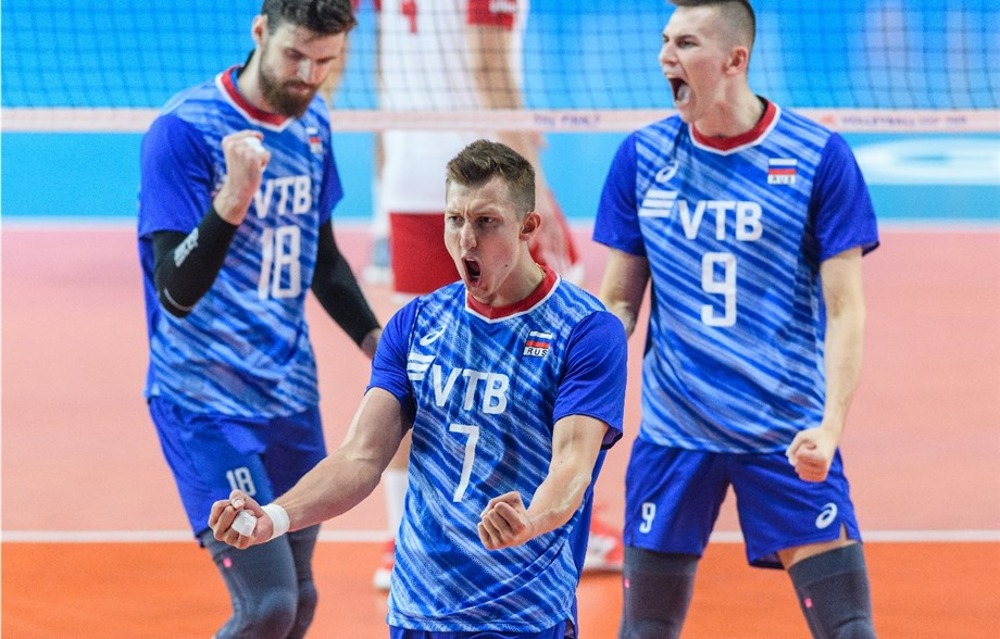 News - Twenty-four men's teams line up for CEV EuroVolley 2019