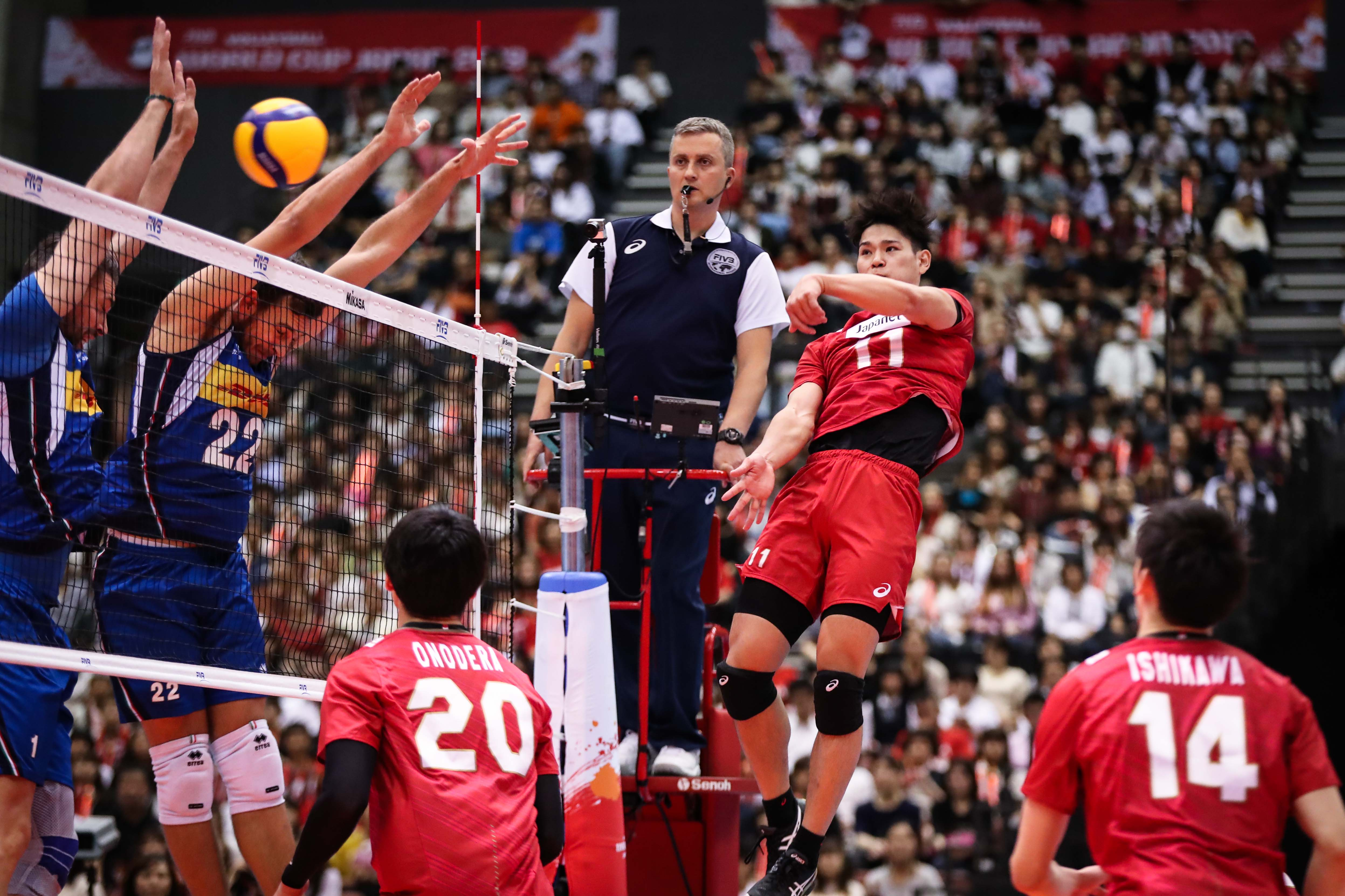 News Detail Yanagida We Want To Keep This Great Atmosphere