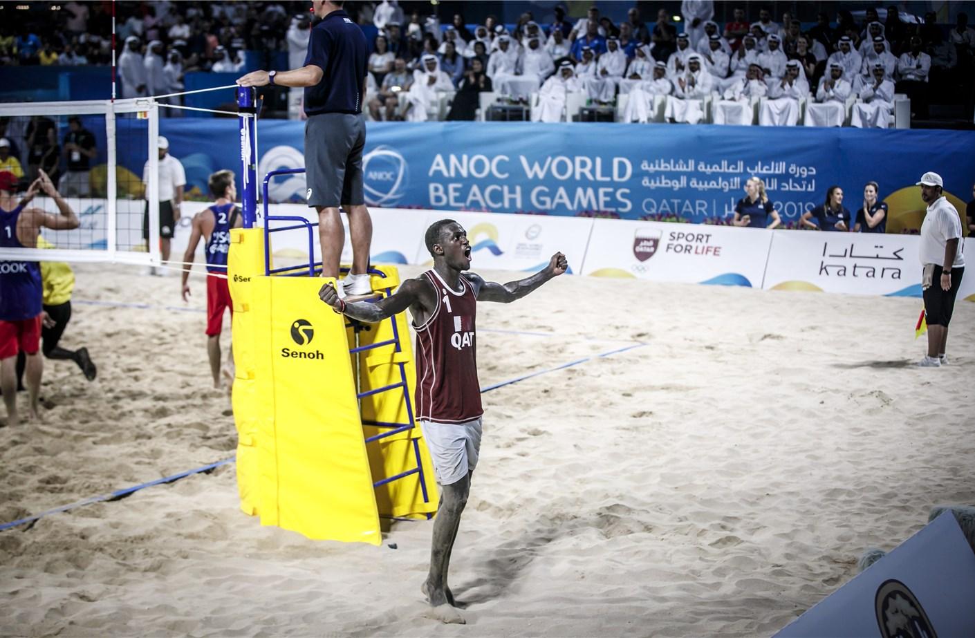 World Beach Games - Beach Volleyball 4x4