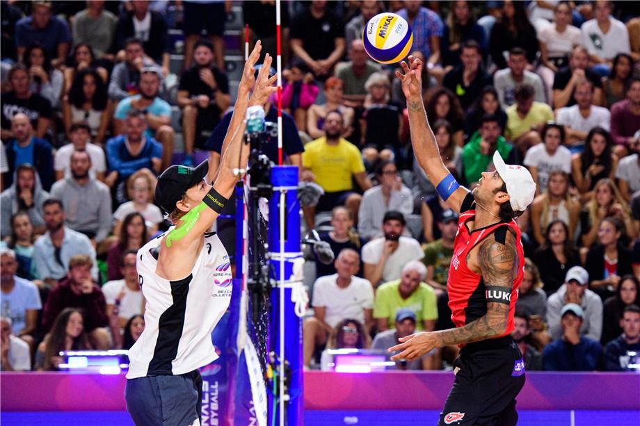 Calendrier World Tour 2020.News 2019 2020 Fivb Beach Volleyball World Tour Calendar
