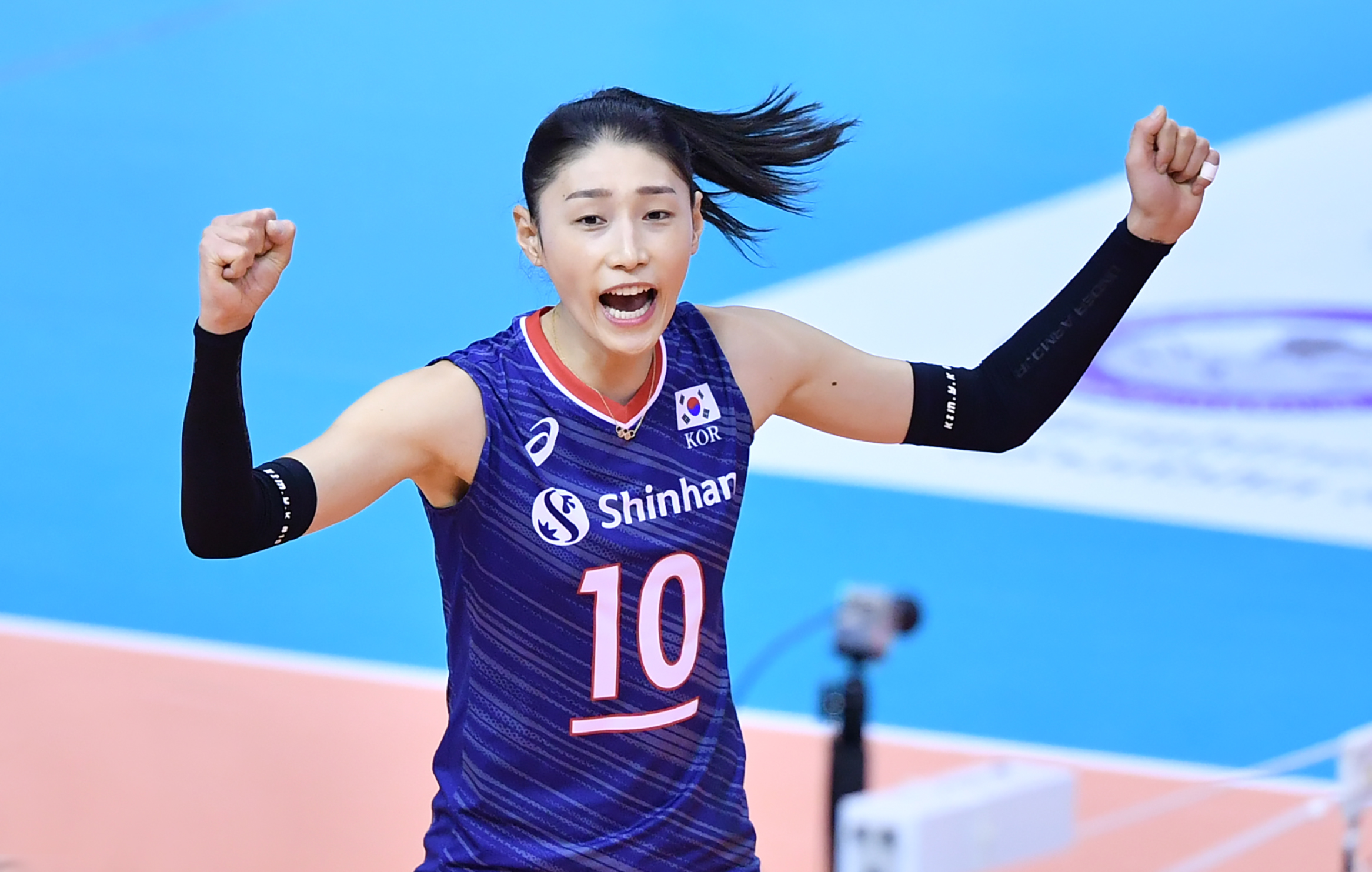 Vnl2018 News Detail I M Back Kim Confirms Return To Korean League Volleyball Nations League 2020
