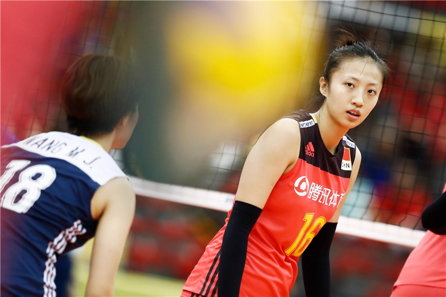 Player of the Week Ding Xia stars on YouTube volleyball replays