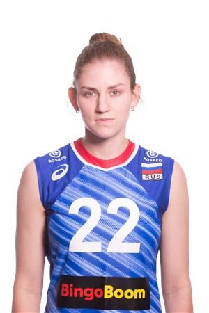 Tatiana Ezhak