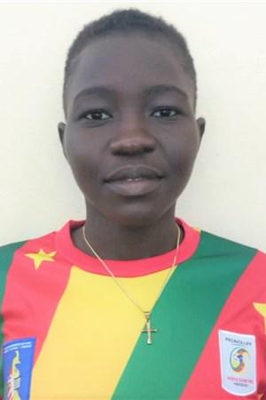 Larissa Amrakaye Wakissa