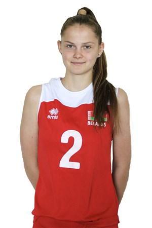 Yuliya Hrynevich