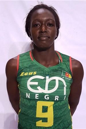 Honorine Djakao Gamkoua