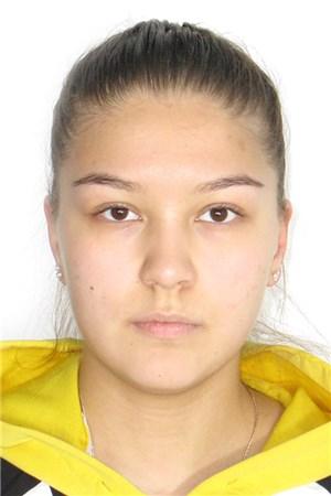 Zhanna Syroeshkina
