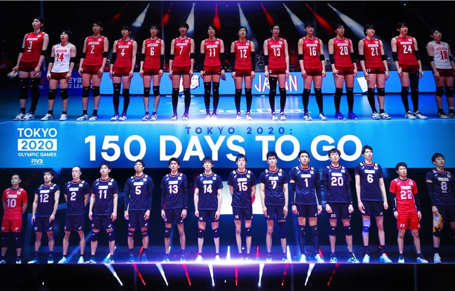 News Olympic Games Tokyo 2020 150 Days To Go
