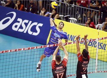 Volleyball returns in Brazil with Paulista Championship