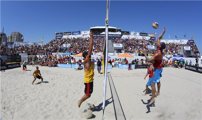 Usa Takes Men S Gold Spain Silver Italy Bronze At Fivb Long Beach Grand Slam